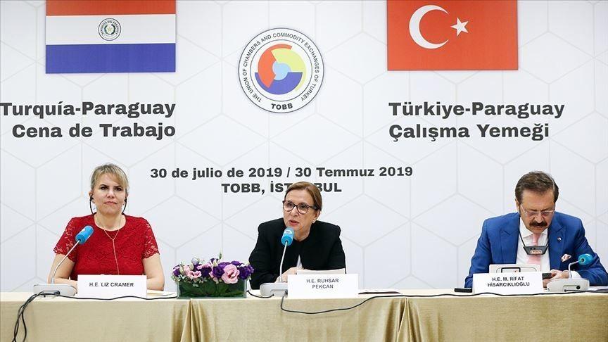 Türk Müteahhitlere Latin Amerika Çağrısı