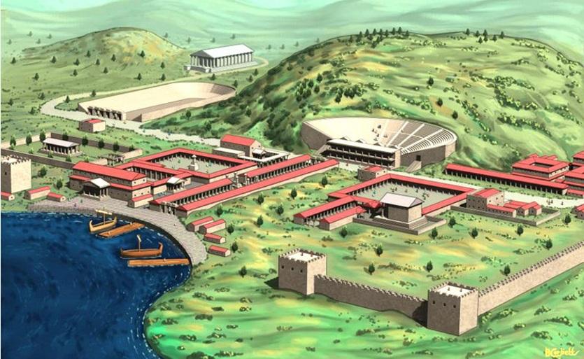 Kaybolan Liman Efes!