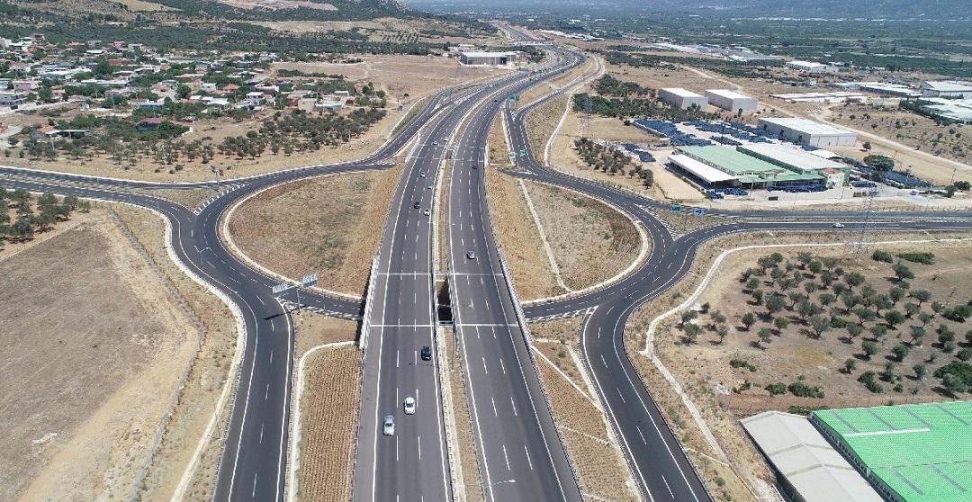 İzmir İstanbul Otoyolunun Tamamı Açıldı