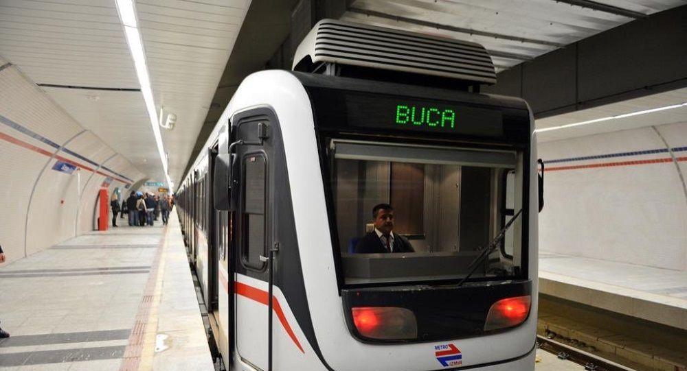Buca Metrosunda İhale Hazırlıkları Başladı