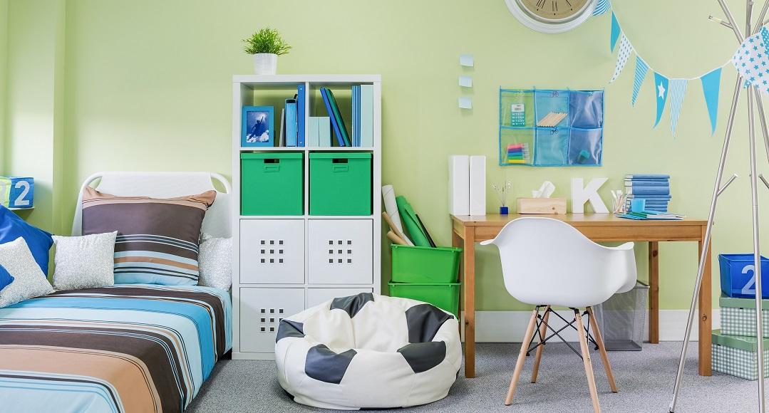 Çocuk Odalarına Özel Renk Önerileri