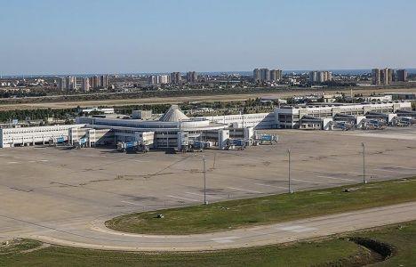 Antalya Havaalanı Bin 100 Dönüm Daha Büyüyor!