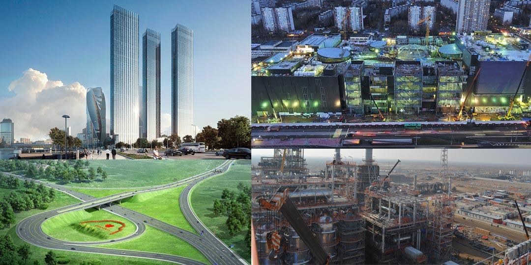 İşte Türk Müteahhitleri Dünya İkincisi Yapan Projeler