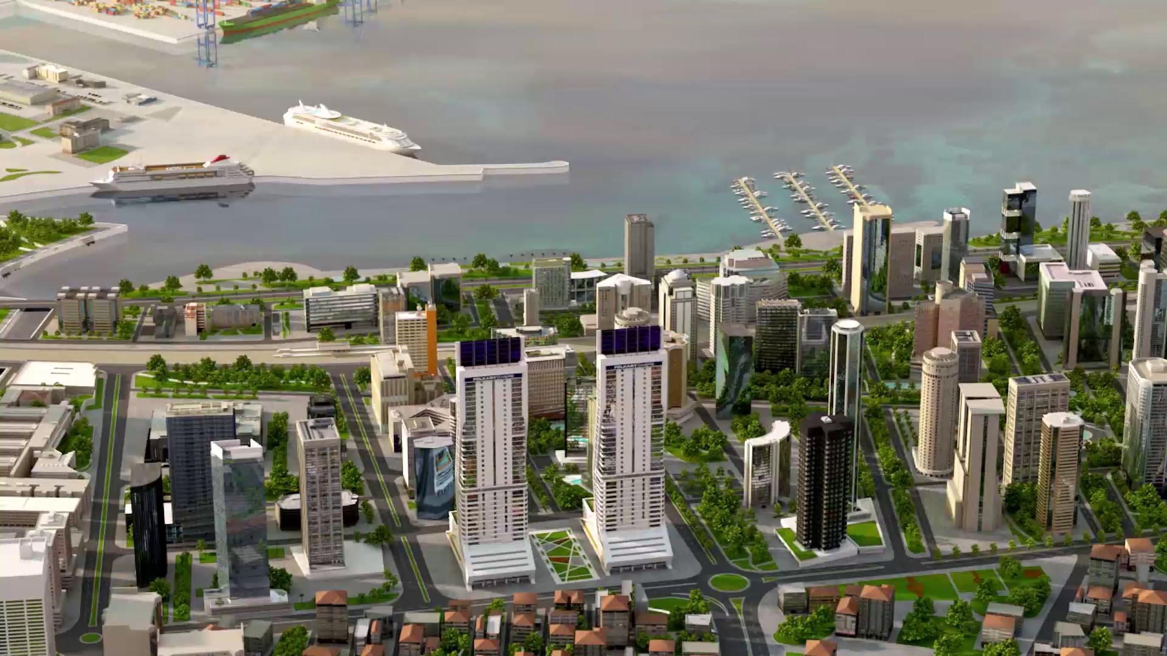 İzmir Yeni Kent Merkezi Planları Şubat'a Ertelendi!