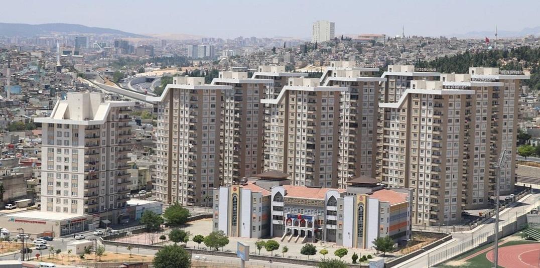 Gaziantep Konut Satışlarında Yedinci Sıraya Yükseldi