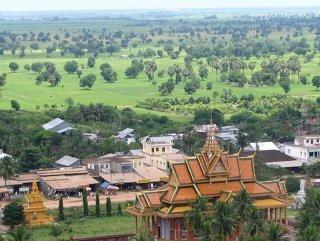Kamboçya'da Dünyanın En Yüksek Kuleleri İnşa Edilecek