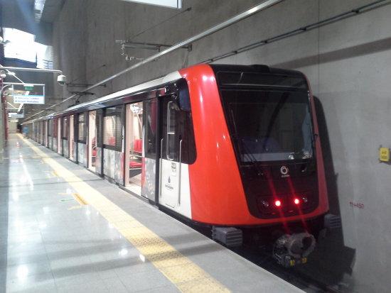 Keçiören Metro Durağı'nın İstasyonları Belli Oldu