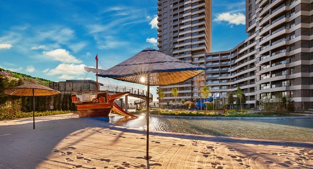 Marina Ankara'da Yaşam Başladı