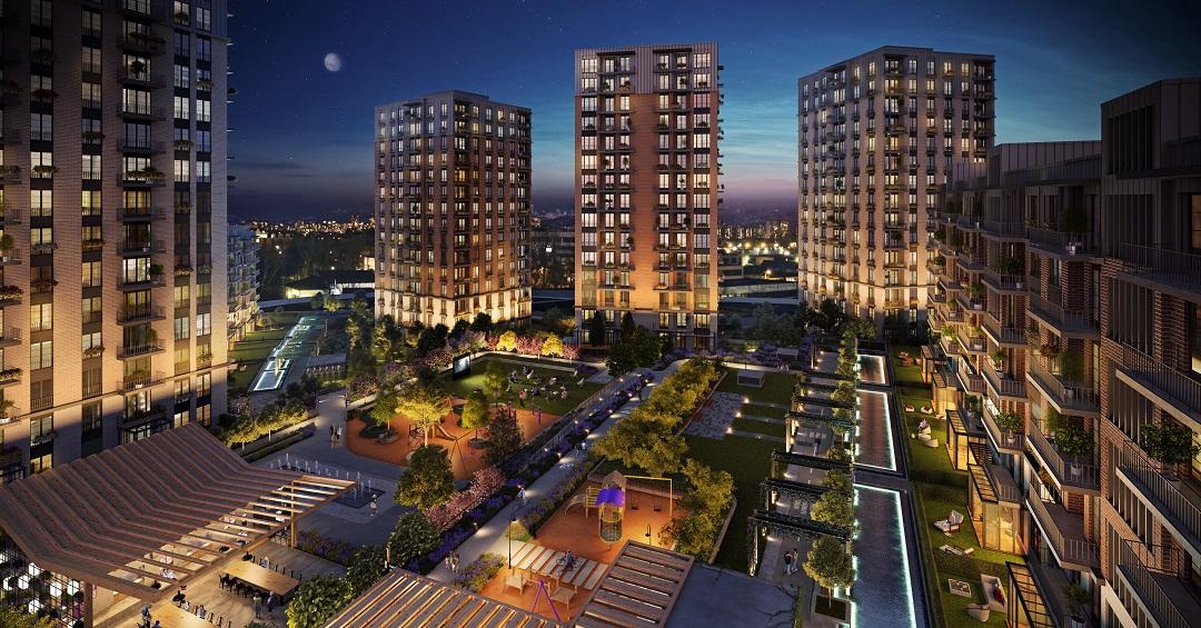 İstanbul'un 'Getiri Potansiyeli En Yüksek Projesi' yine Sinpaş Finans Şehir