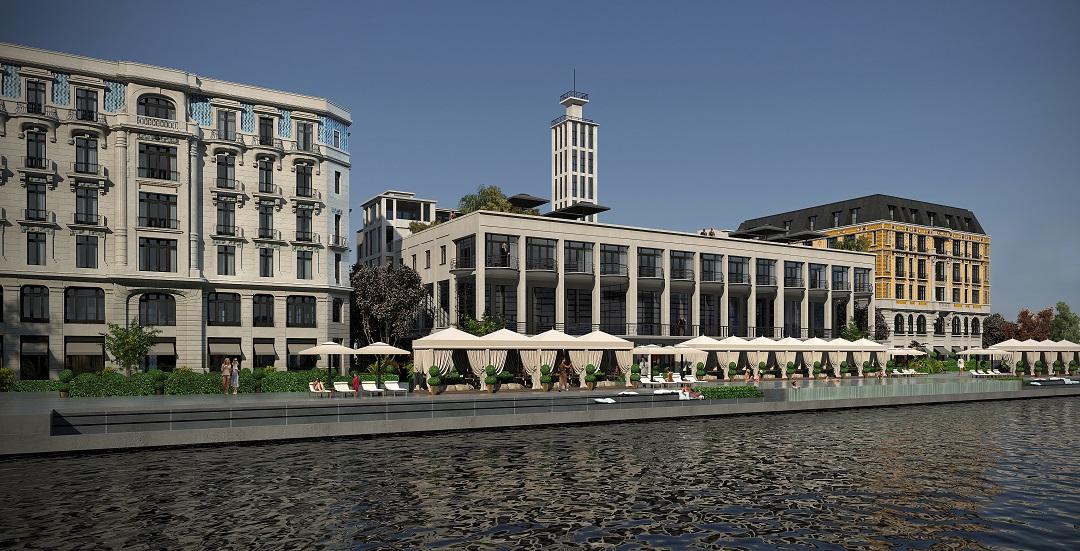 Anel Elektrik, Galataport İstanbul'un Elektrik ve Mekanik İşlerini Sürdürüyor