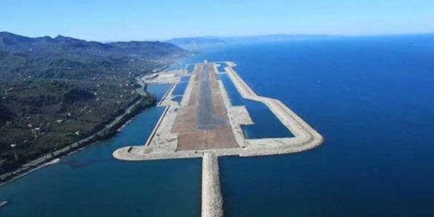 Rize Havalimanı İnşaatı Gelecek Yıl Başlıyor