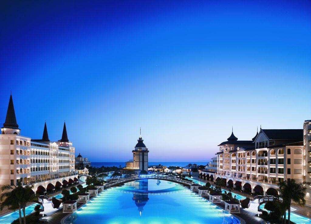 Antalya'nın En Lüks Oteli 15 Milyon Liralık Davayı Kaybetti