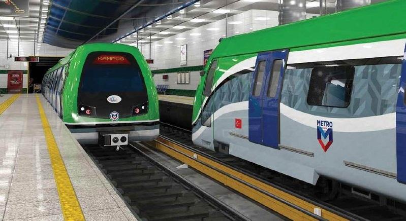 Konya Metro Projesinin İhalesi Bu Ay Yapılacak