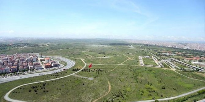 İstanbul'da 1,6 Milyon Metrekarelik Askeri Arazi İmara Açıldı