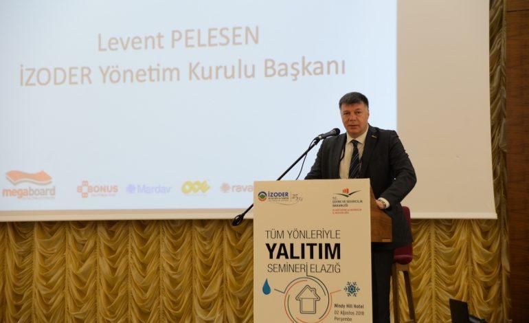 2019'un Dördüncü 'Yalıtım Semineri' Eskişehir'de Düzenleniyor
