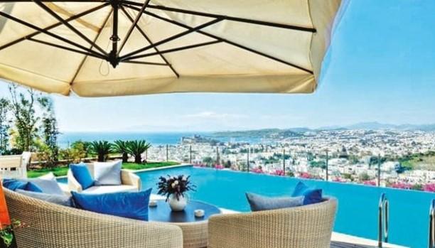 Bülent Ersoy Bodrum'da 2 Milyon Euro'ya Villa Aldı