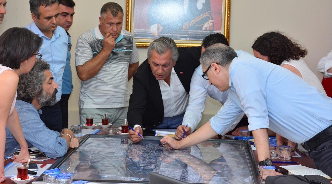 Torbalı Belediyesi 3 Proje İçin Mimari Proje Yarışması Düzenliyor