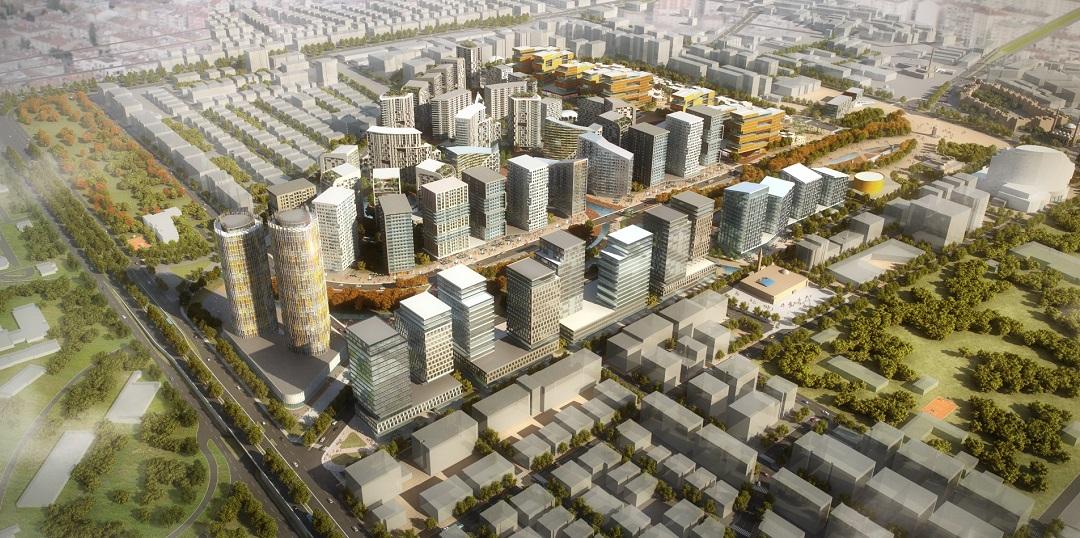 Kayseri Sahabiye Kentsel Dönüşüm Projesi  Son Durum 2019