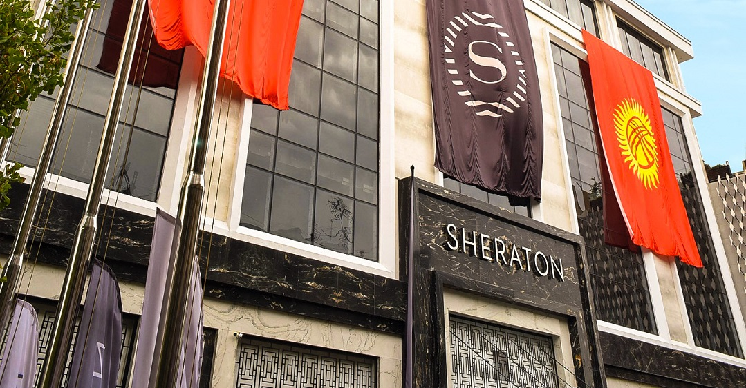 Sheraton Bishkek Otel Açıldı