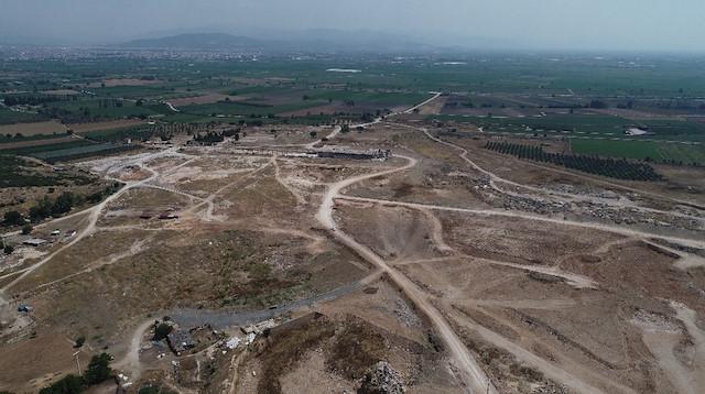 Volkswagen Yeni Fabrika İçin Manisa'da Arazi Bakıyor