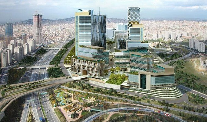 İstanbul Finans Merkezi 2021 Sonunda Açılacak
