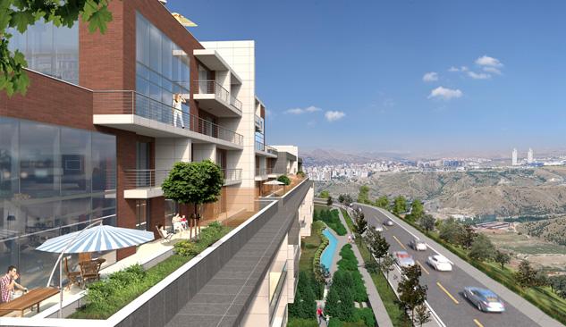 Başkent'in Temiz Hava Koridoru: İmrahor Vadisi