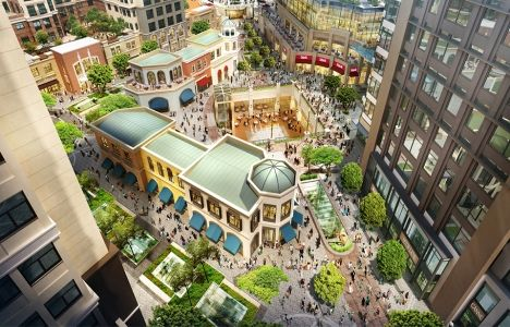 Emaar Square AVM Nisan Ayında Açılacak!