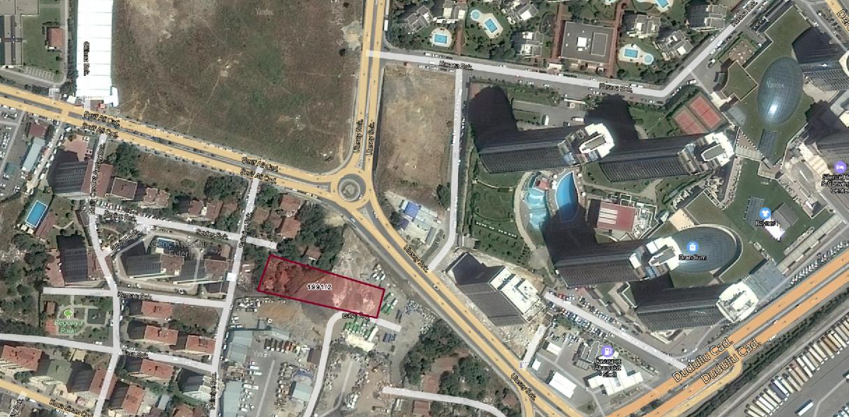 Ataşehir Belediyesi'nden 10.3 Milyon TL'ye Satılık Arsa