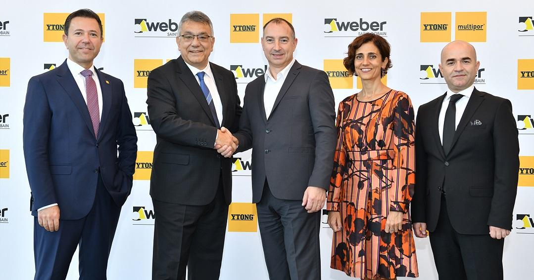 Weber ve Ytong Ortaklığı İle Binalara Yenilikçi Bir Mantolama Çözümü Geliyor!