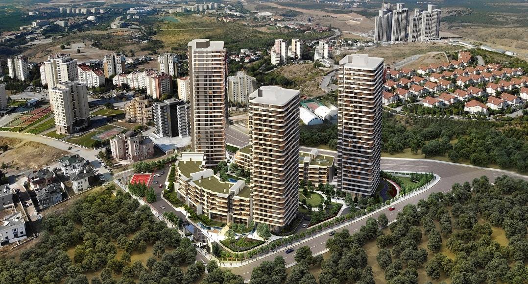 Bilkent Nazende Projesi Satışa Çıktı