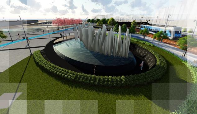 Yeni Kent Meydanı Projesinde Yeni Adım: Anıt Heykel Olacak