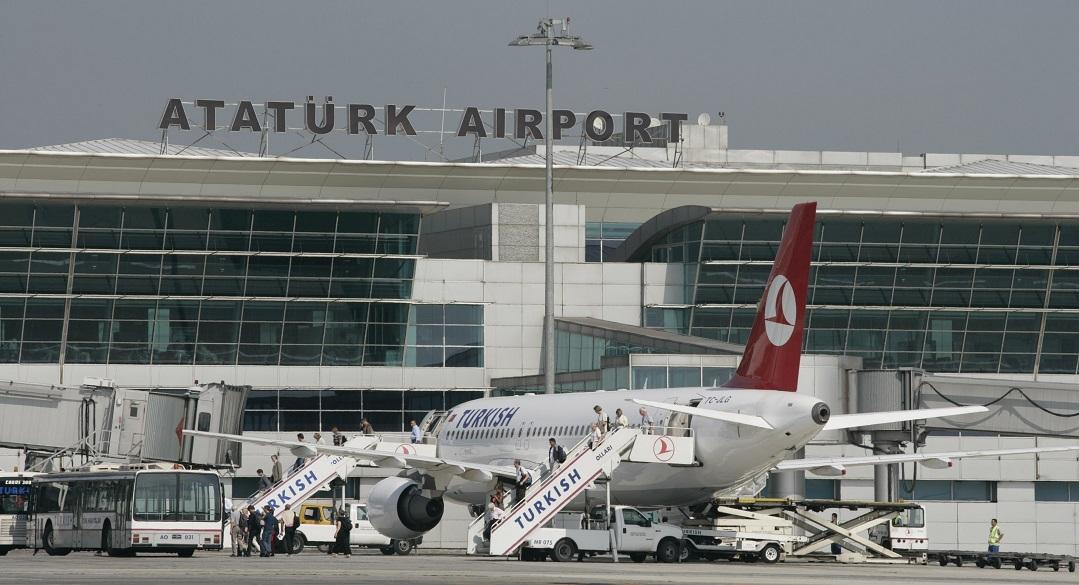 Atatürk Havalimanında Yıkım Çalışmaları Başlıyor