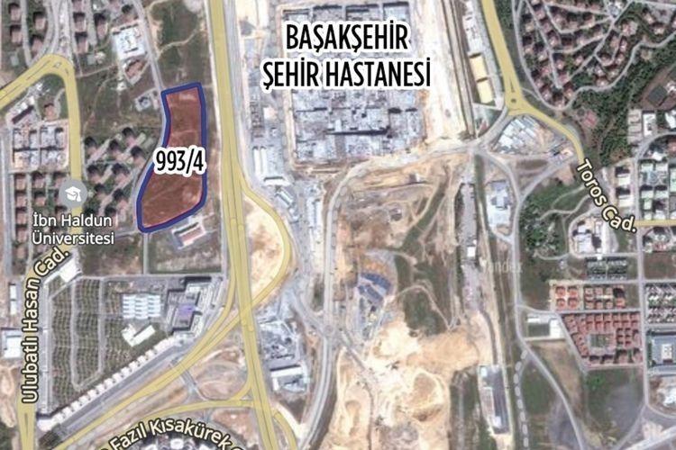 Emlak Konut Başakşehir'deki Arsasını Satışa Çıkardı