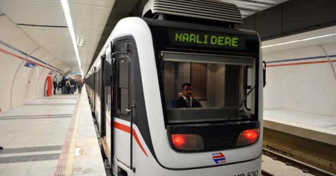 Narlıdere Metrosu 2022'de Açılacak