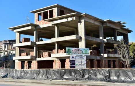 Mamak Kayaş Aile Merkezi'nin Kaba İnşaatı Tamamlanıyor!