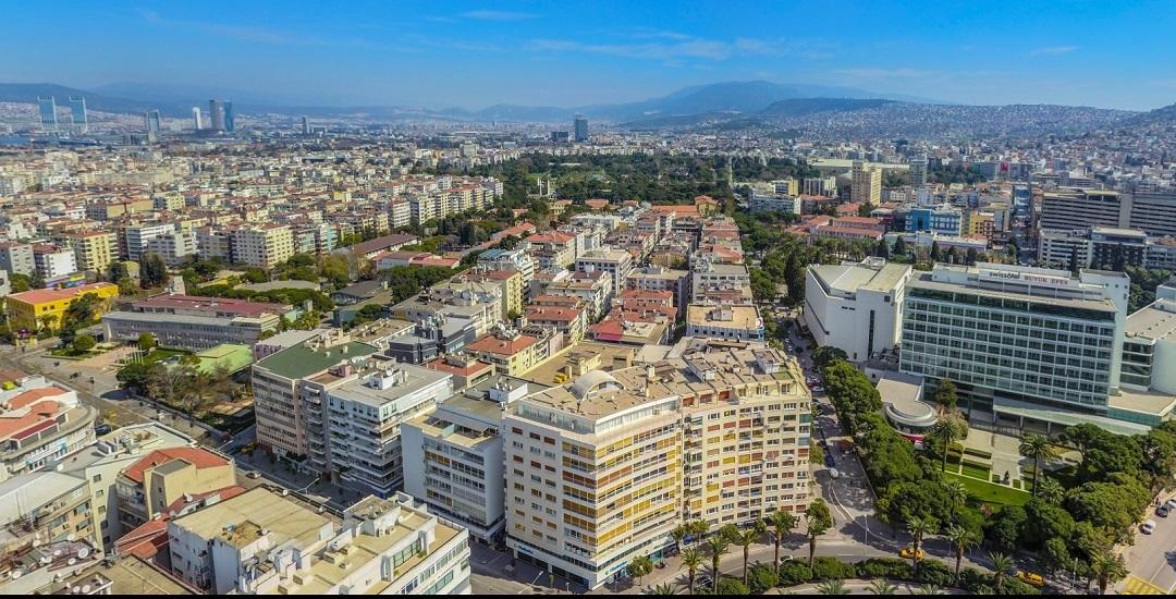 İzmir'de Konut Satışları Yüzde 42 Arttı