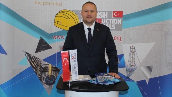 Türk Yapı Malzemeleri Sektörü Avrupalı Müteahhitlerle Buluştu