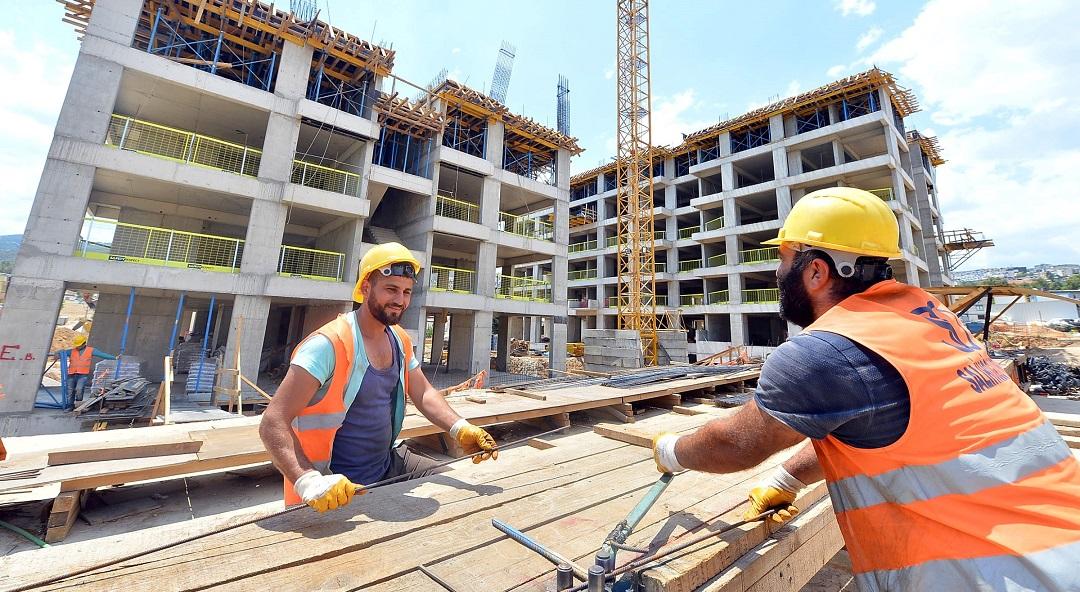 İnşaat Sektöründe Bu Yıl 493 Bin Kişi İşsiz Kaldı