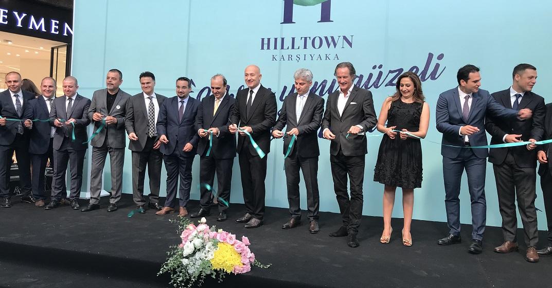 Hilltown Karşıyaka AVM Açıldı!