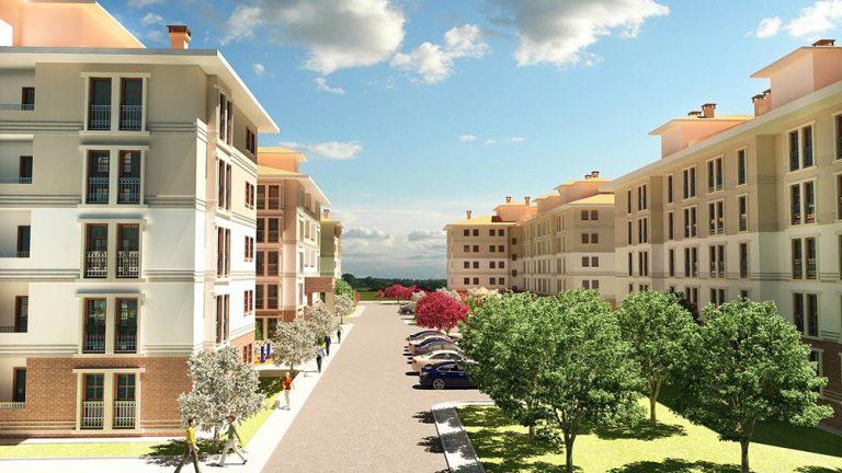 TOKİ'den Sivas Koyulhisar'a 370 Konutluk Yeni Proje