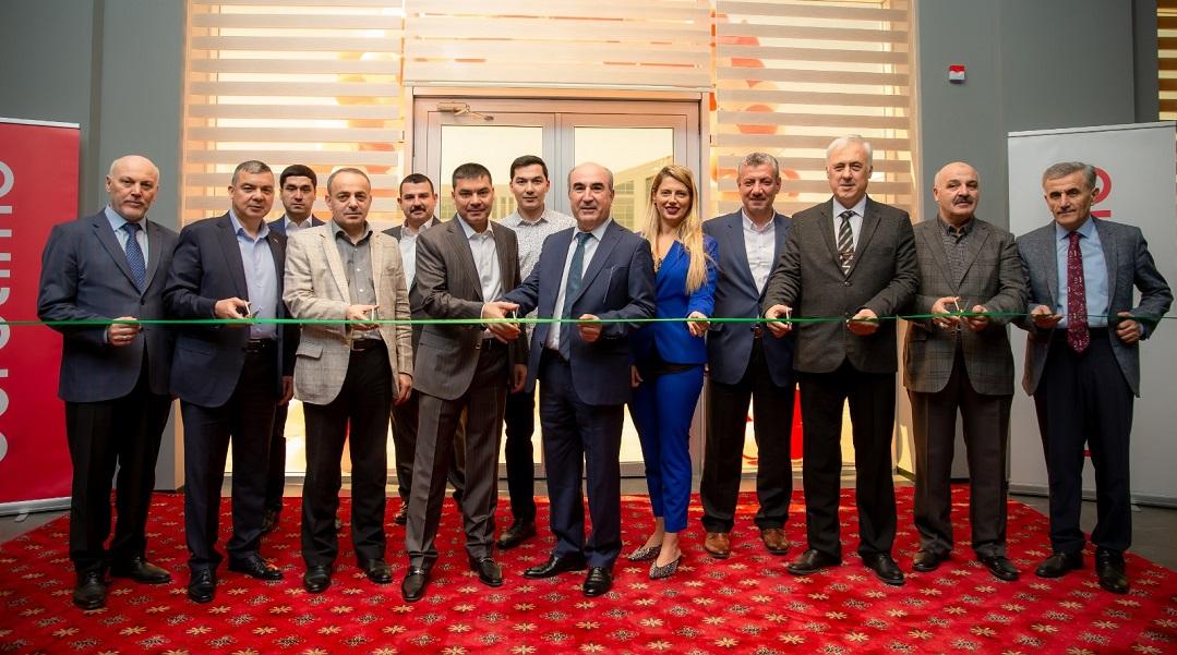 Bürotime Türkmenistan'da Mağaza Açtı