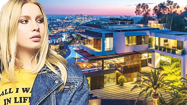 Aleyna Tilki Amerika'da 14 Bin Dolara Ev Kiraladı