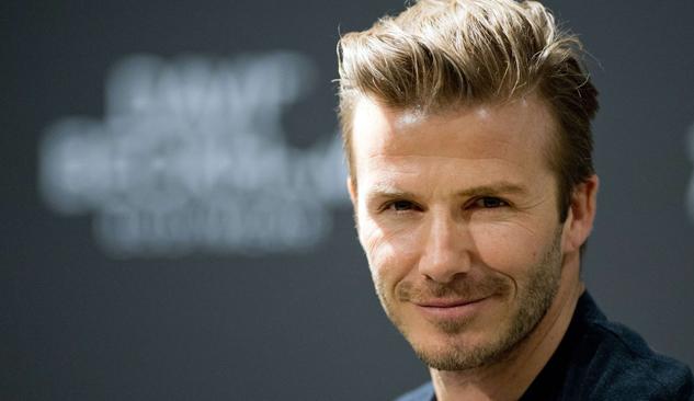 David Beckham İngiltere'den Kır Evi Aldı