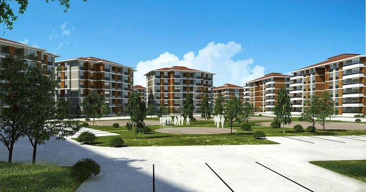 TOKİ'den Silivri ve Şile'ye 595 Konutluk Yeni Proje