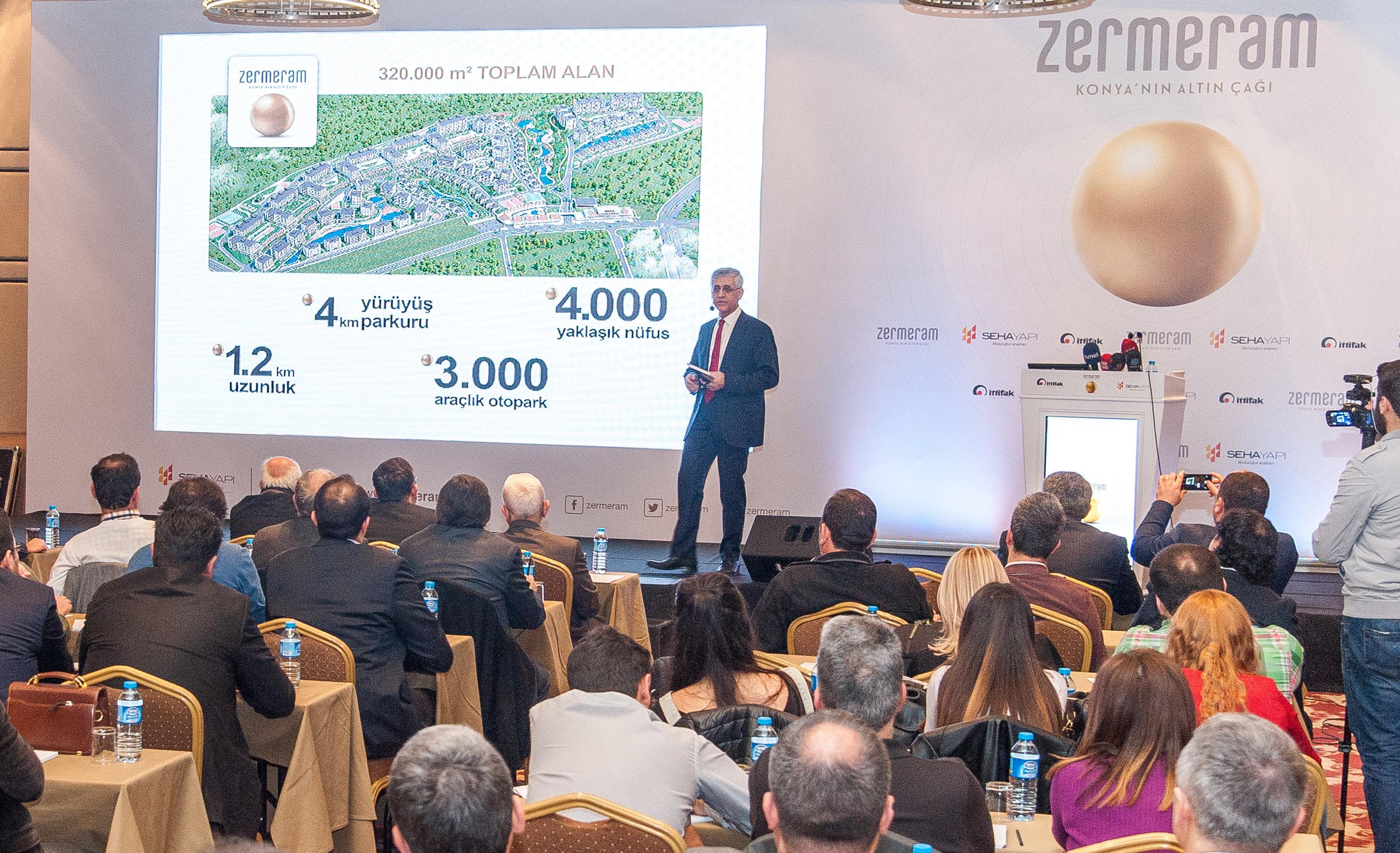Zermeram'da Satışlar Başladı