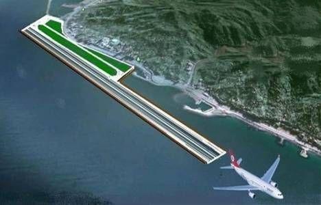Rize Havalimanı İhalesini Cengiz İnşaat Kazandı