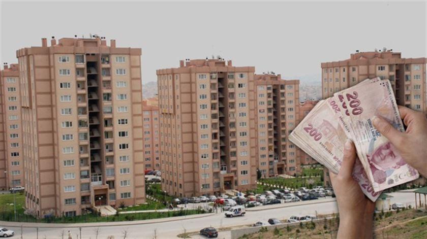 Bir Özel Banka Daha Konut Kredi Faizlerini 0,98'e Düşürdü