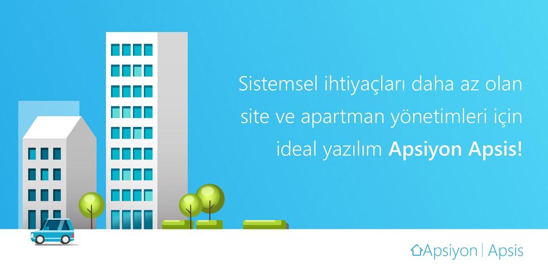 Apartmanlara ve Küçük Sitelere Özel Yönetim Yazılımı