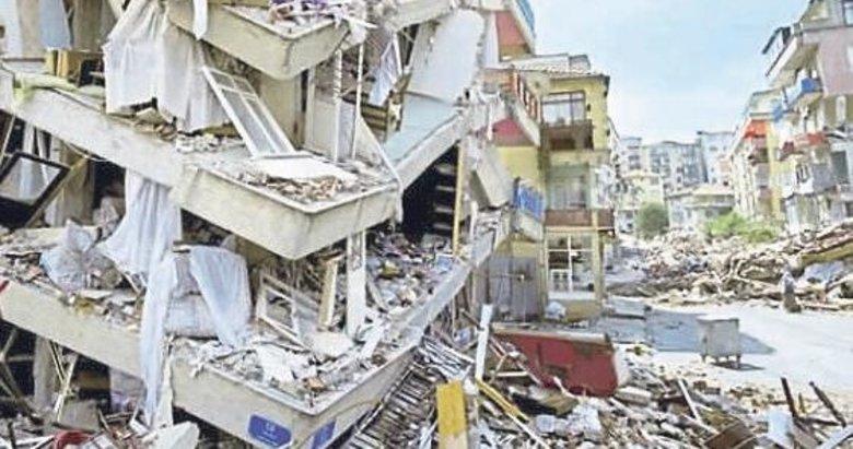 Türkiye'de 59 Milyon Kişi Deprem Riski Bulunan Alanda Yaşıyor