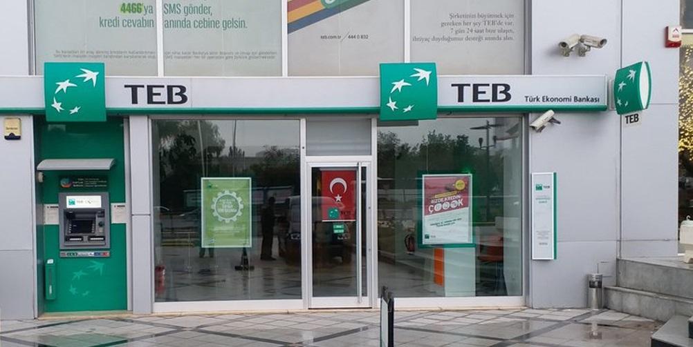 TEB Konut Kredisi Faizlerini 0,99'a Düşürdü
